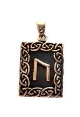 Runen Amulett Rune, Uruz Anhänger