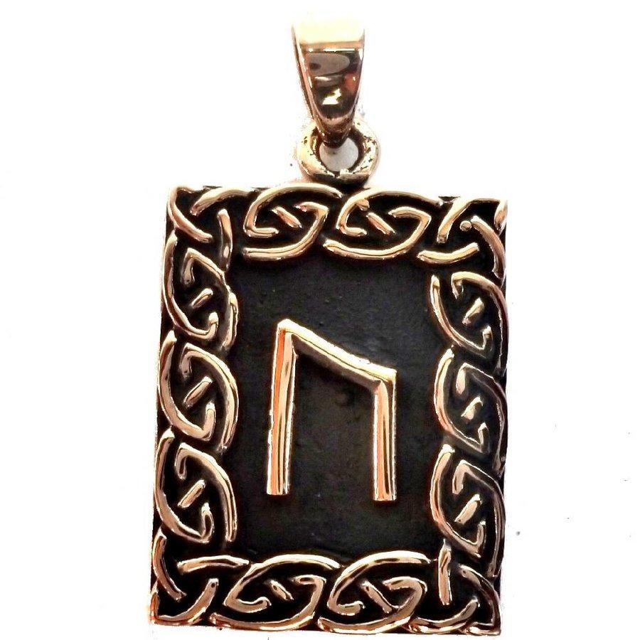 Amulett Rune, Uruz Anhänger-1