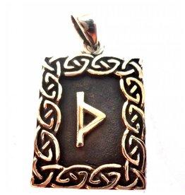 Runen Thurisaz Runen Anhänger