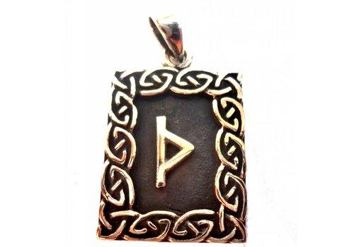 Thurisaz Runen Anhänger