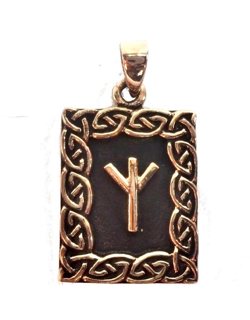 Runen Amulett Rune, Algiz Anhänger