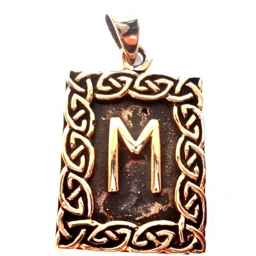 Amulett Rune, Ehwaz Anhänger-1