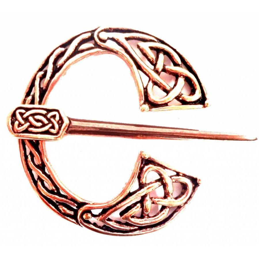 Keltische Bronzefibel-1
