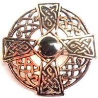 thumb-Keltische Brosche aus Bronze-2