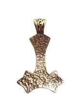 Anhänger Thors Hammer ohne Kette aus Bronze
