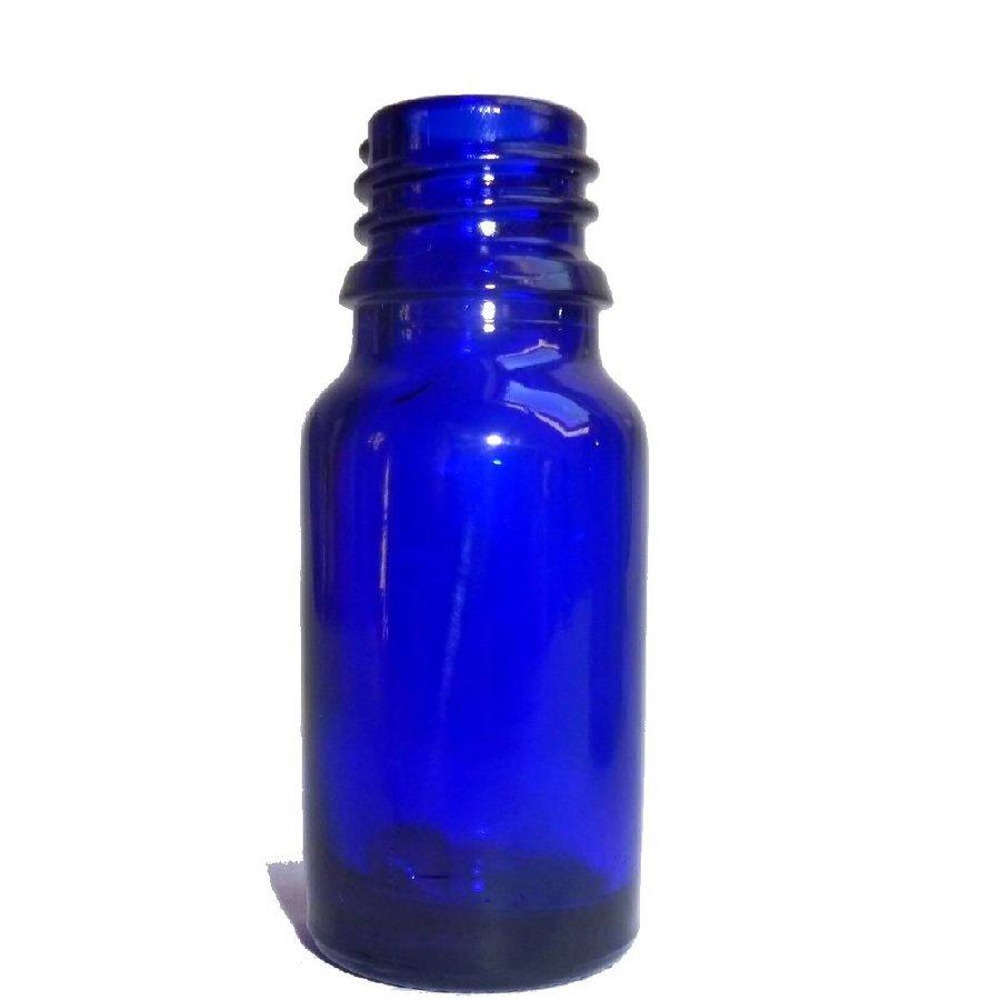 Medizinflasche, Elixierflasche, aus braunem oder blauem Glas-3