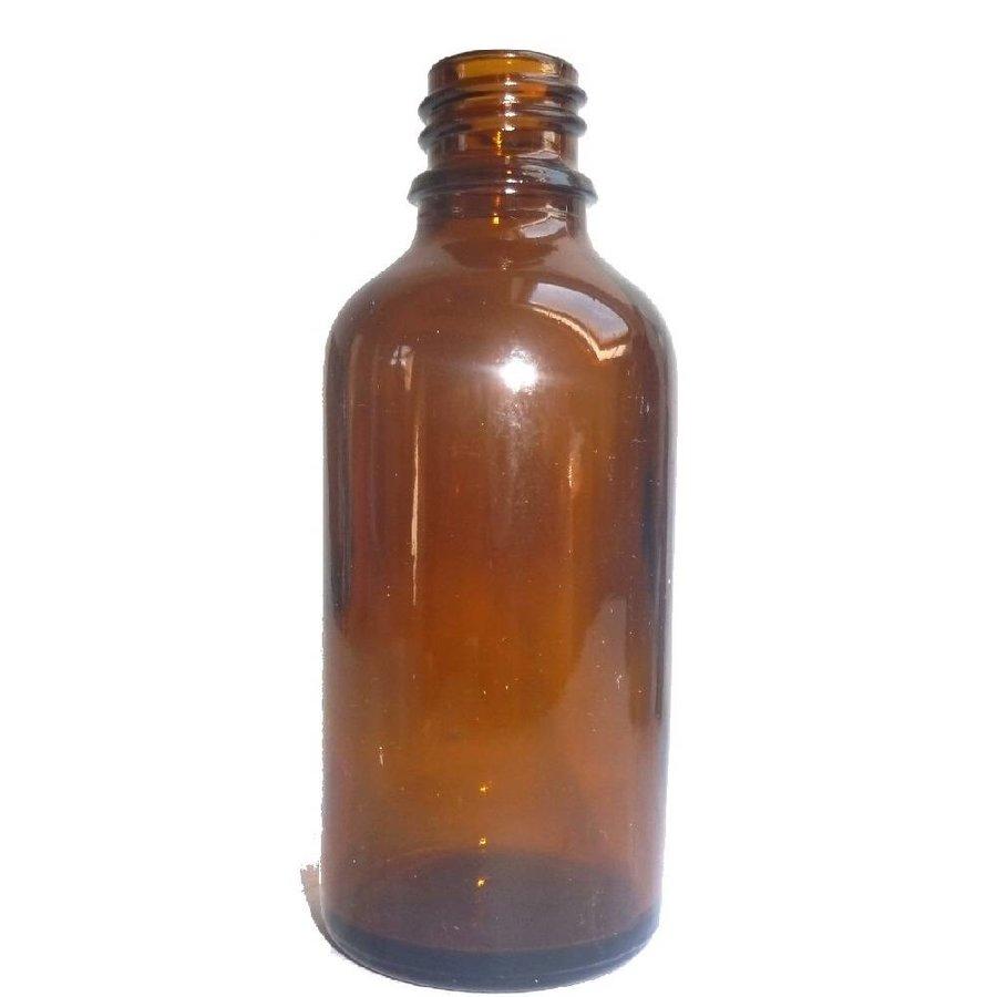 Medizinflasche, Elixierflasche, aus braunem oder blauem Glas-4