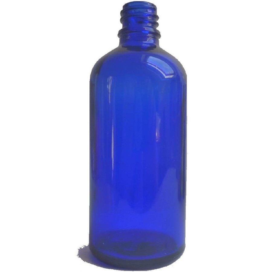 Medizinflasche, Elixierflasche, aus braunem oder blauem Glas-5