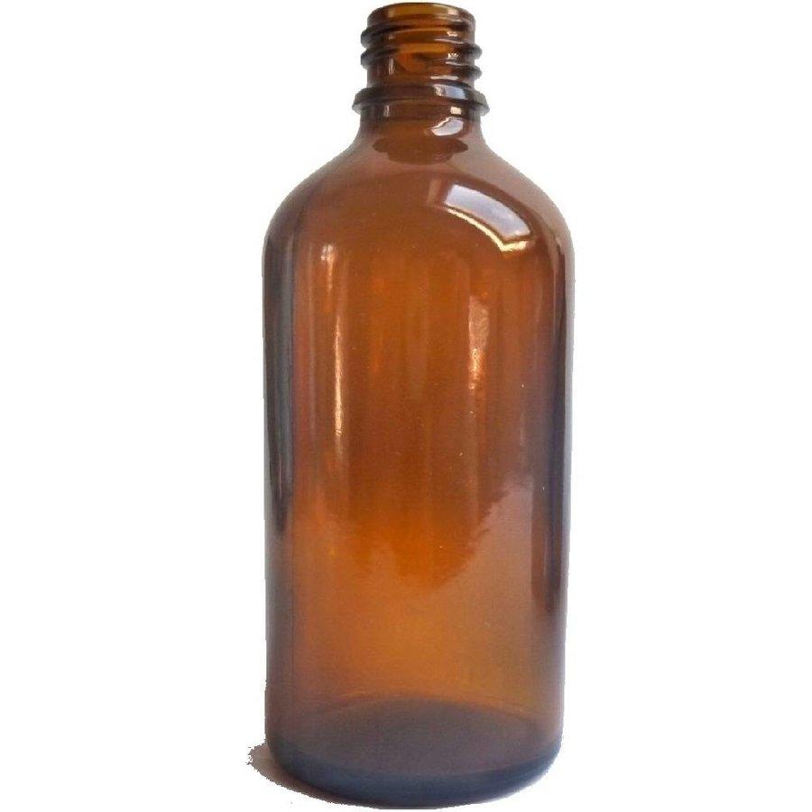 Medizinflasche, Elixierflasche, aus braunem oder blauem Glas-6