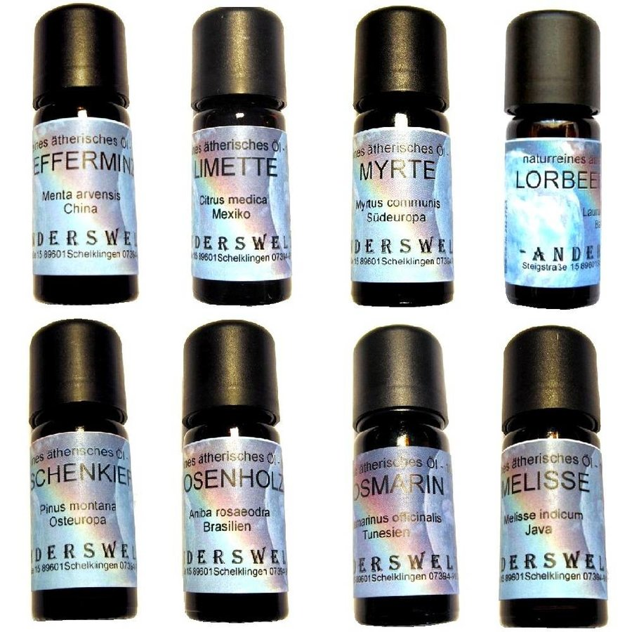 Ätherische Öle von Ätherisches Öl Basilikum bis Nelke-2