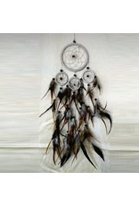 Traumfänger (Dreamcatcher) klein vierfach