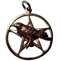 thumb-Pentagramm Anhänger-1