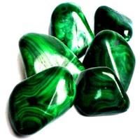 thumb-Trommelstein Malachit-1