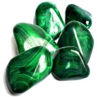 thumb-Trommelstein Malachit-3