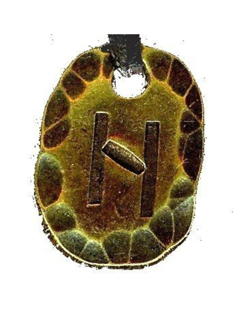 Runen Amulett Rune, Anhänger