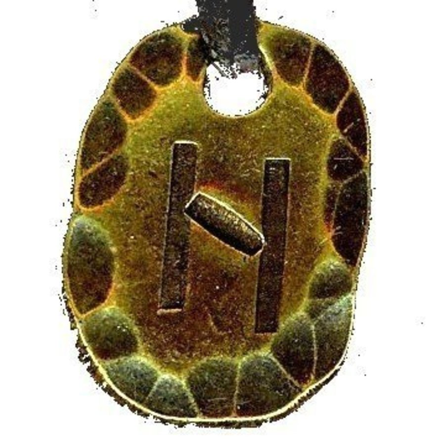Amulett Rune, Anhänger-3