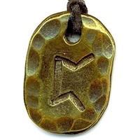 thumb-Amulett Rune, Anhänger-4