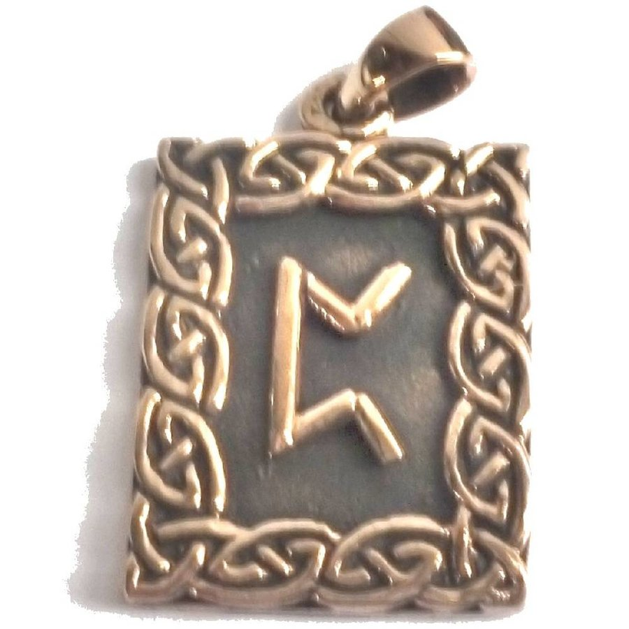 Amulett Rune, Pertho-1
