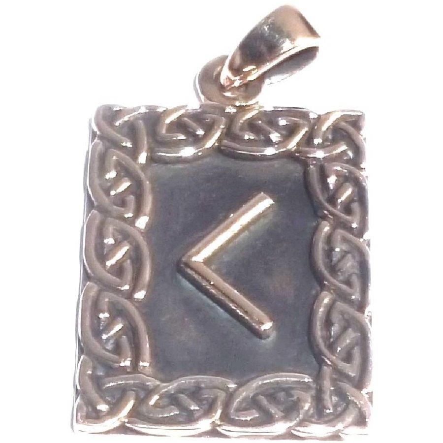 Amulett Rune Kenaz-3