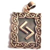 thumb-Amulett Rune, Jera-1
