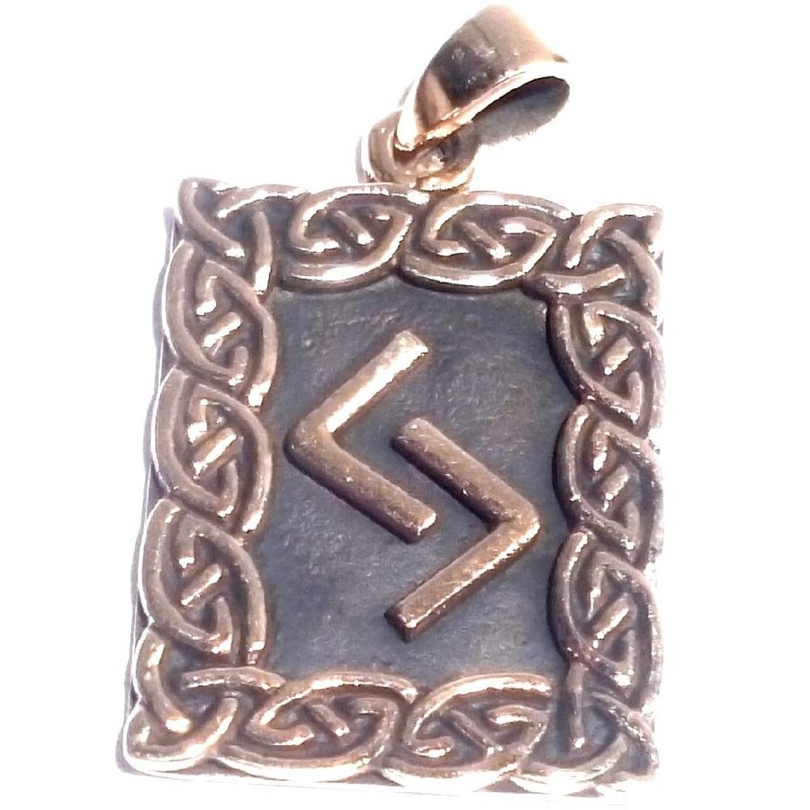 Amulett Rune, Jera-2