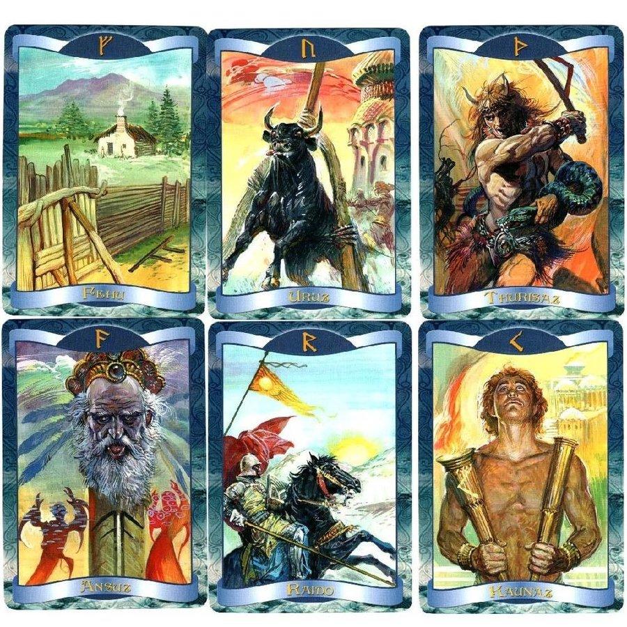 Runen Orakel Karten-3
