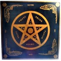 thumb-Witchboard klein mit Pentagramm-3