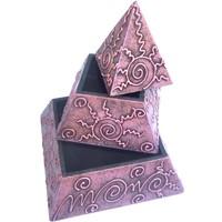 thumb-Pyramiden Kästchen mit 2 Fächern-3
