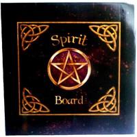 thumb-Witchboard klein mit Pentagramm und Triquetta-3