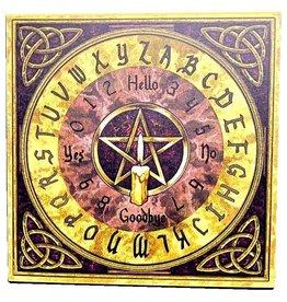 Witchboard Pentagramm mit Triquetta