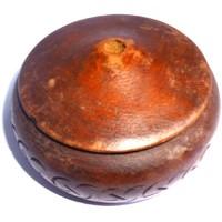 thumb-Federhalter Celtic aus Holz-3