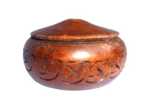 Federhalter Celtic Holz