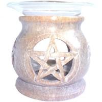 thumb-Duftlampe Pentagramm eckig oder rund-4
