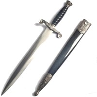 thumb-Ritualdolch Athame Irminsul mit Adler-1