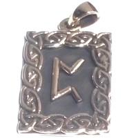 thumb-Amulett Rune, Pertho-2