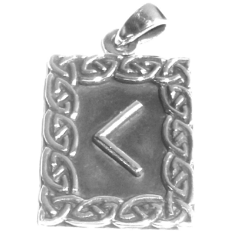 Amulett Rune Kenaz-2