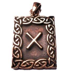 Amulet Gebo, Runenanhänger
