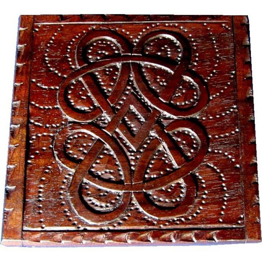 Holzkästchen Celtic-1