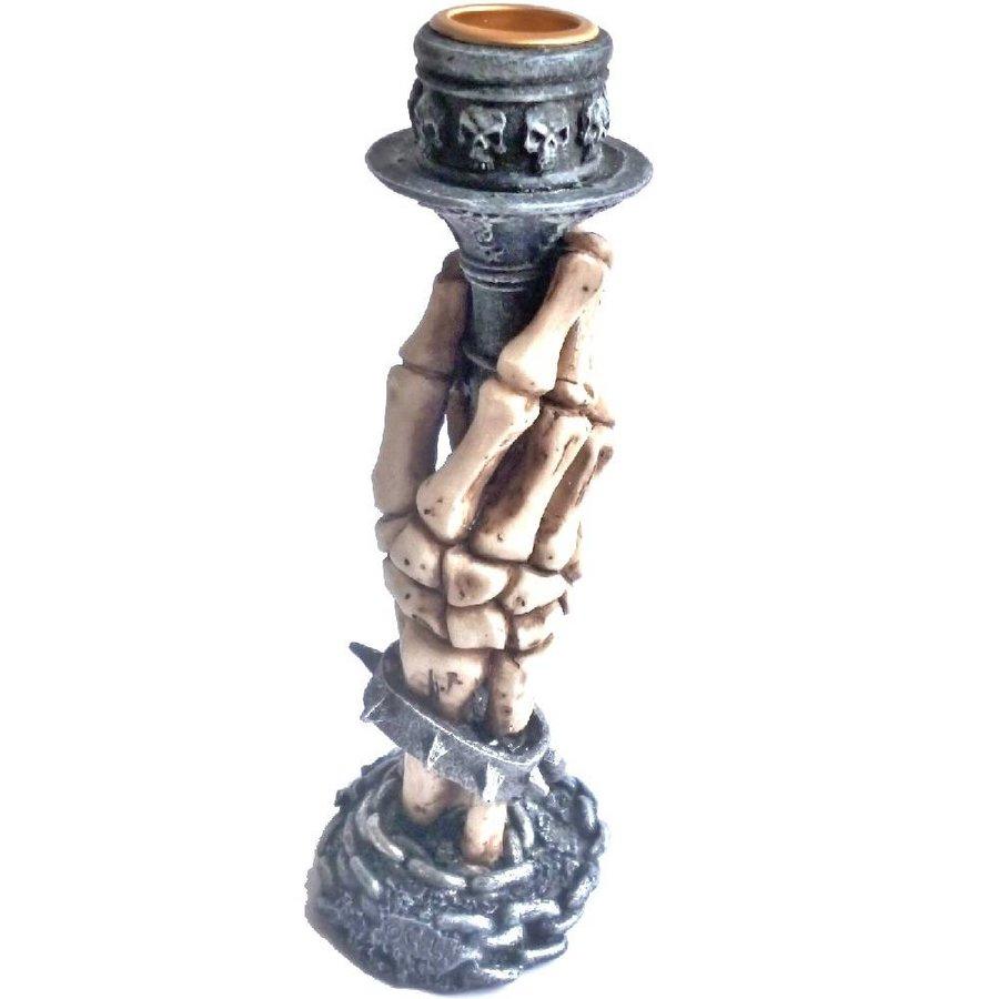 Skelett Leuchter-2