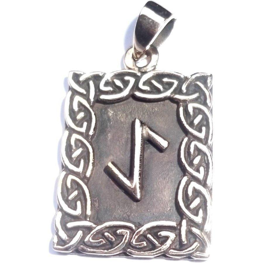 Amulett Rune, Eihwaz-3