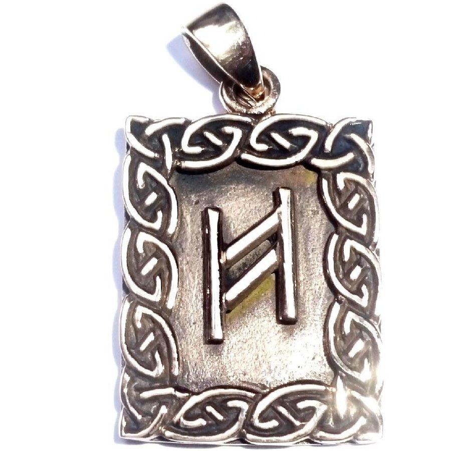Amulett Rune, Hagalaz-3