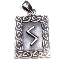thumb-Amulett Rune, Sowilo-3