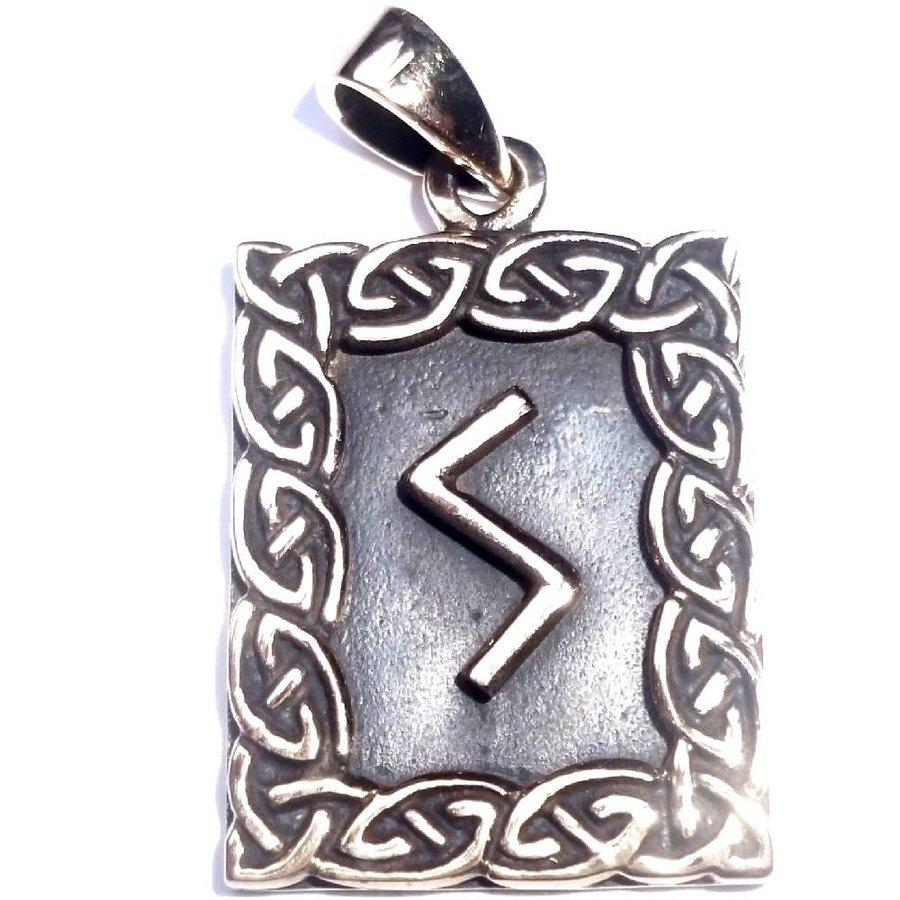 Amulett Rune, Sowilo-3