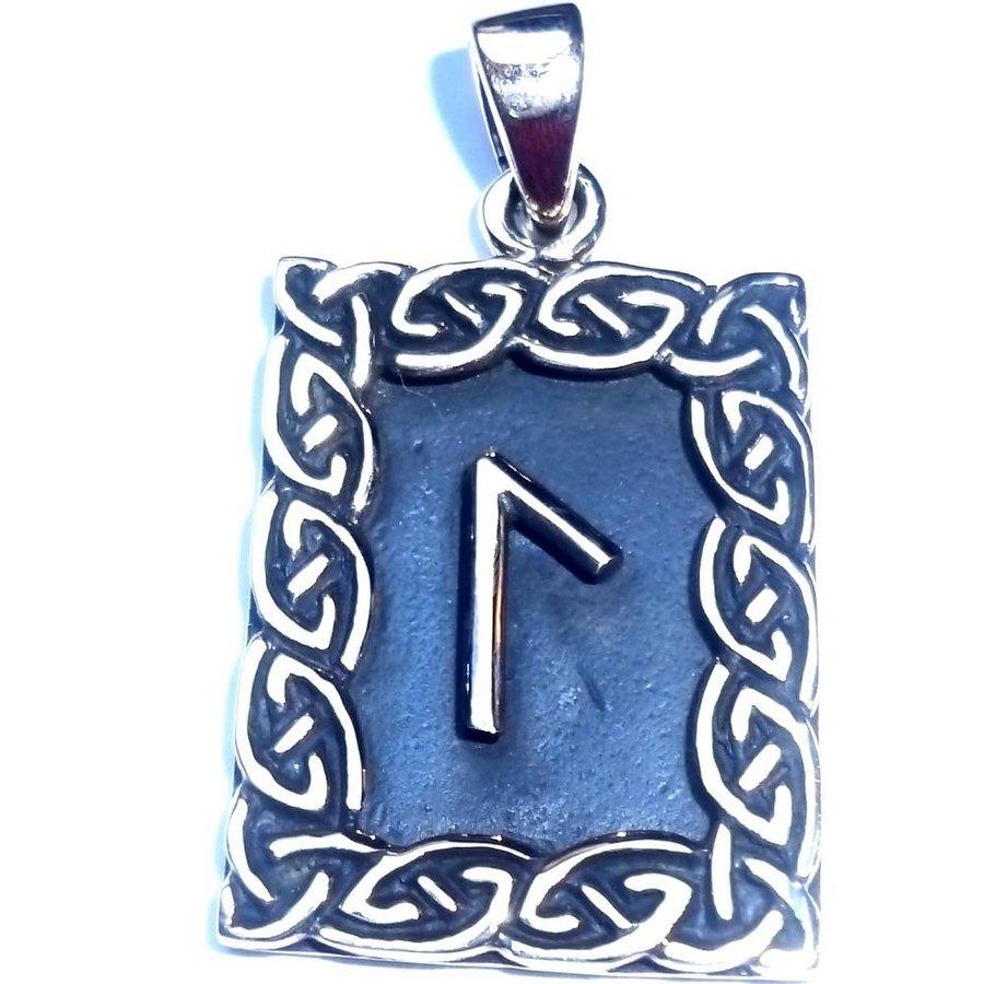 Amulett Rune, Laguz-3