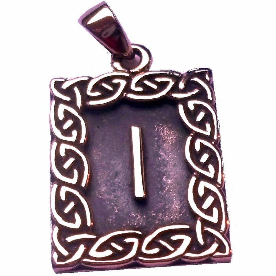 Amulett Rune, Isa-1