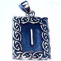 thumb-Amulett Rune, Isa-3