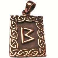 thumb-Amulett Rune, Berkana-1