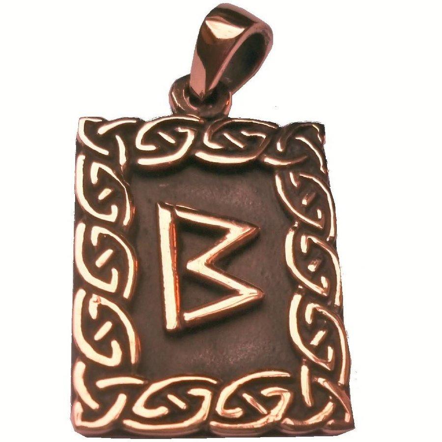 Amulett Rune, Berkana-1