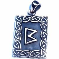 thumb-Amulett Rune, Berkana-3