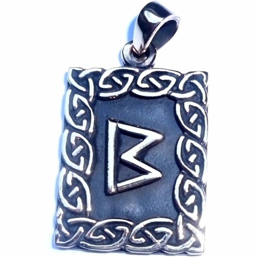 Amulett Rune, Berkana-3